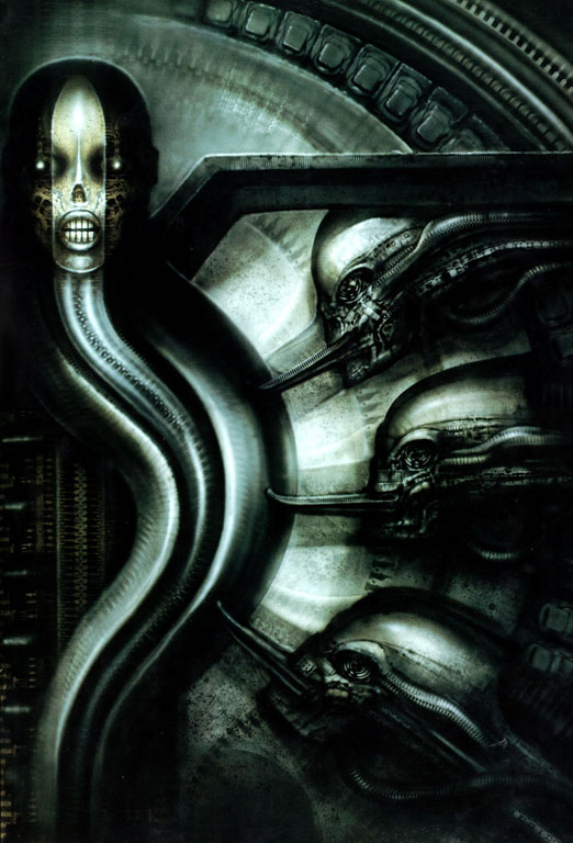 System 75 Project - H.R. Giger Gallery 1
