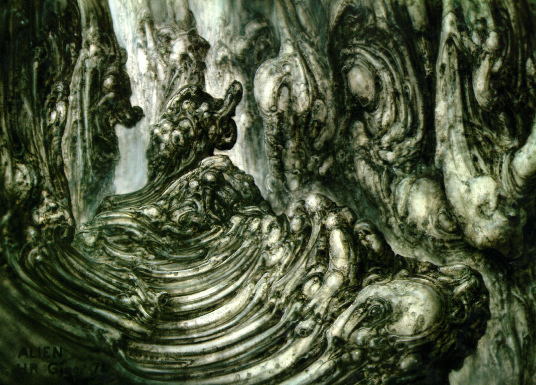 System 75 Project - H.R. Giger Gallery 3 H.r. Giger Wallpaper