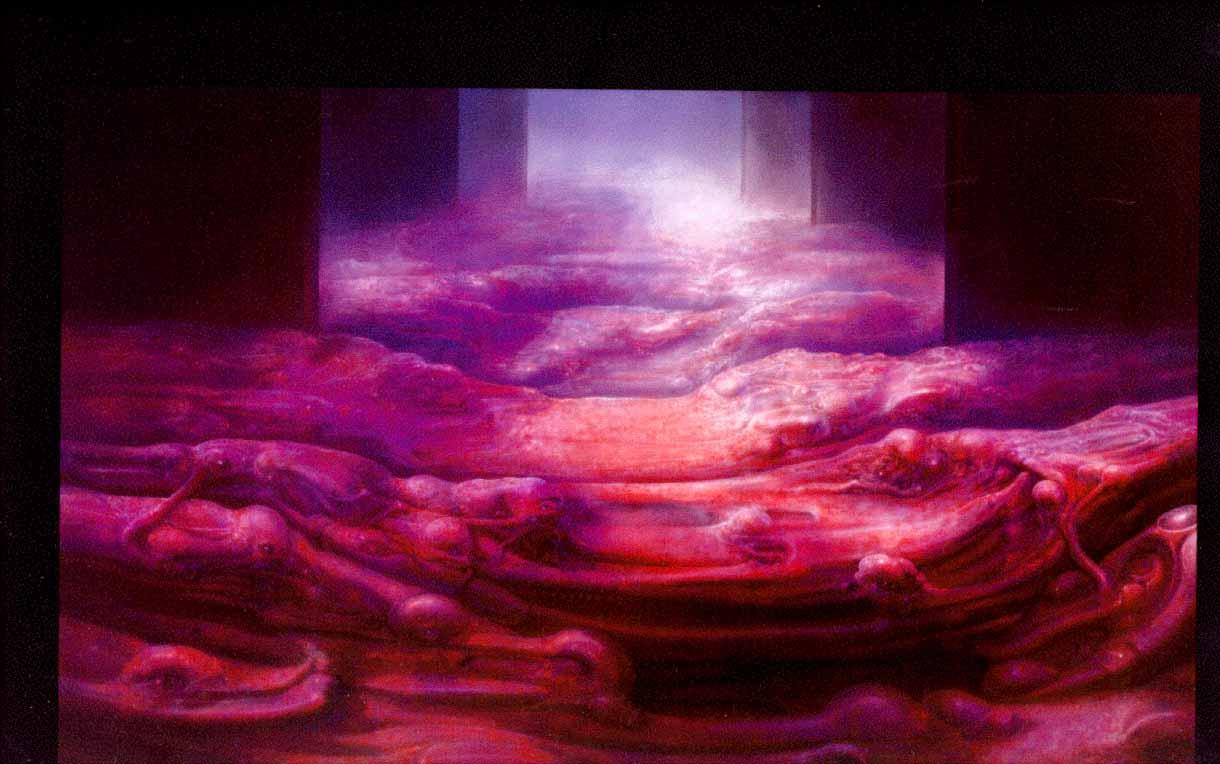 H R  Giger  Legendary Surrealist Artist Behind The