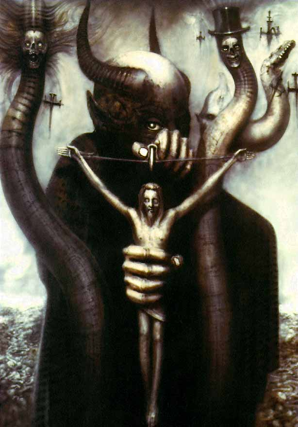 H R  Giger [Archive] - The Phora