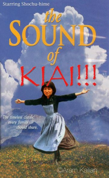 2006-04-11 - Sound Of Kiai (Doug)